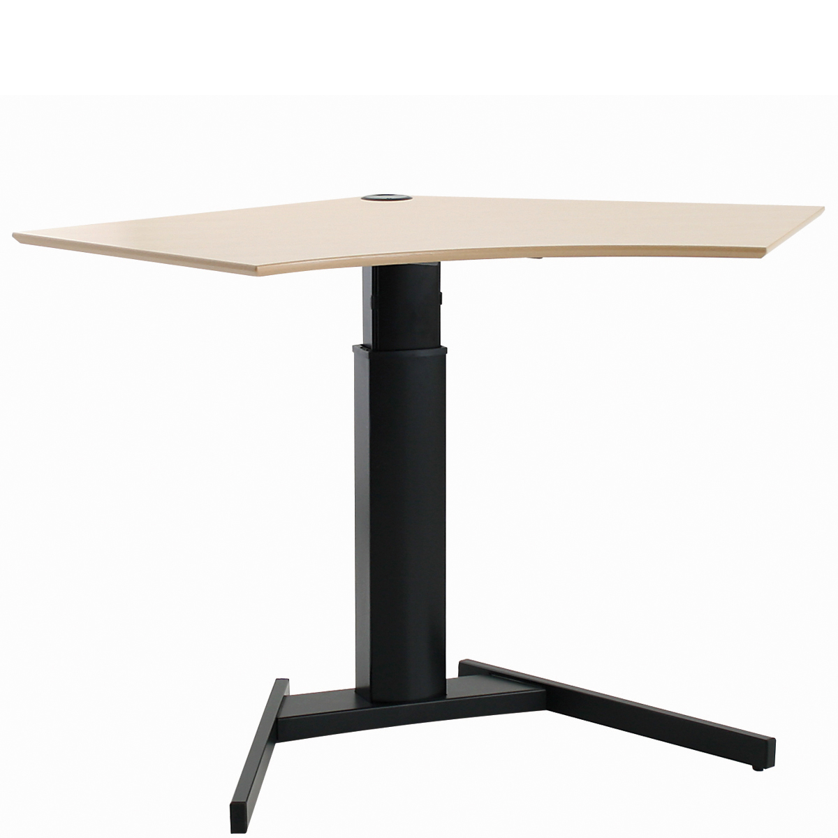 Conset Small Electric Sit Stand Desk 501 19 Basic Hsi