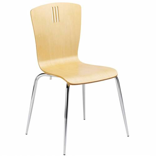 Athena stackable cafe chair