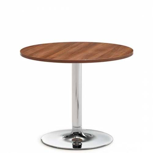 Benny table with pedestal base bn12