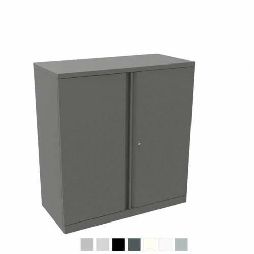 Bisley Essentials Storage Cupboard - YECB1011