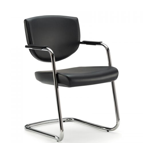 Edge Key22 cantilever chair
