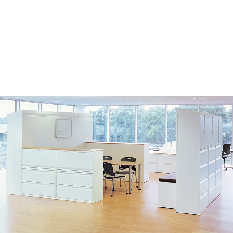 Bisley LateralFile office storage