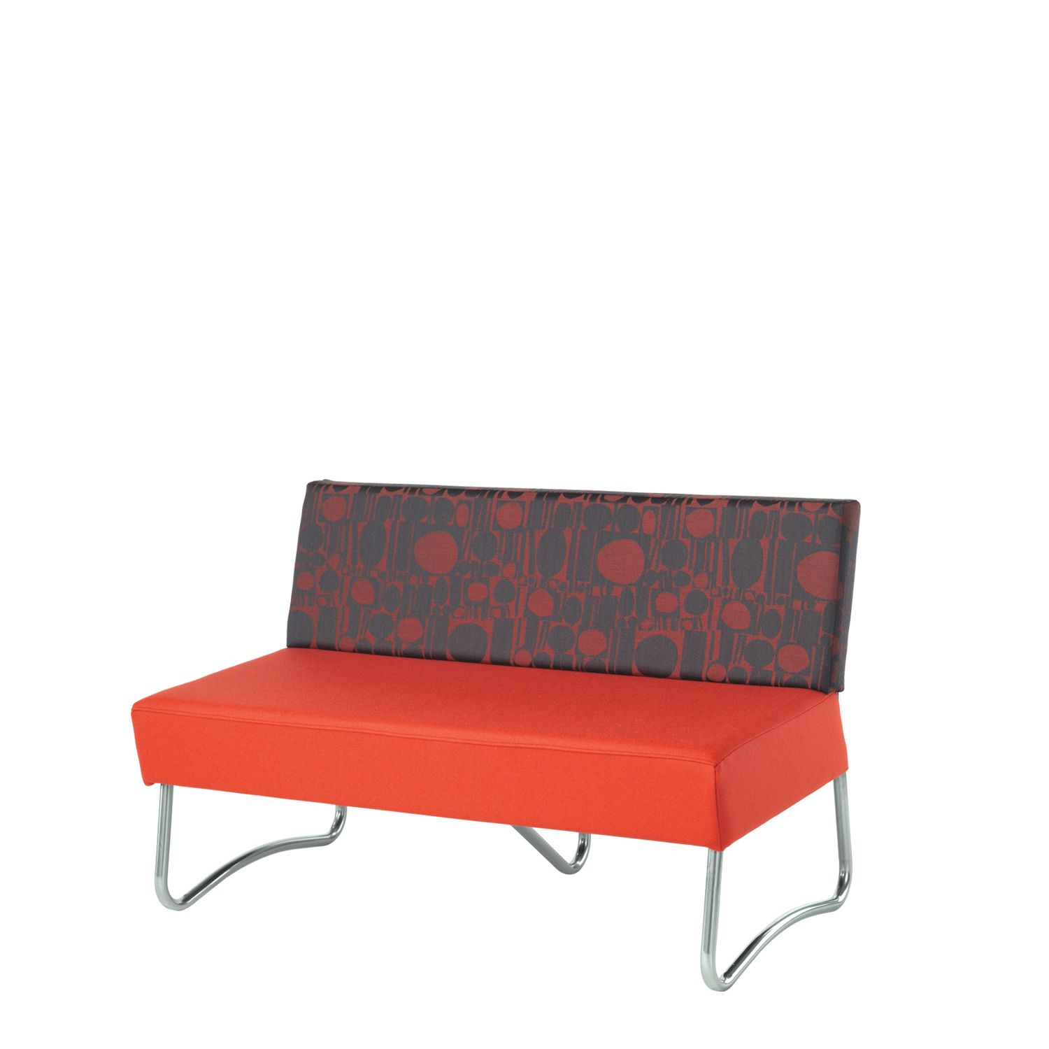 Meme Two Seater Sofa Mm2 Hsi Office Furniture New Office