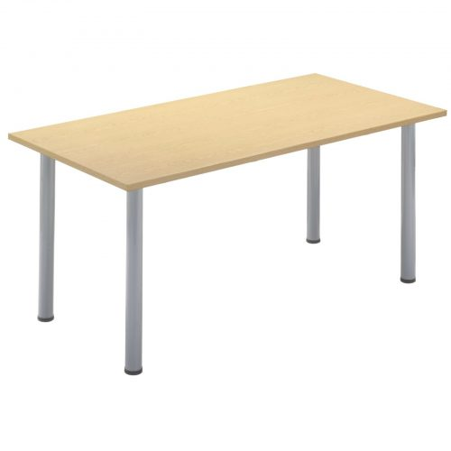 rectangular meeting table