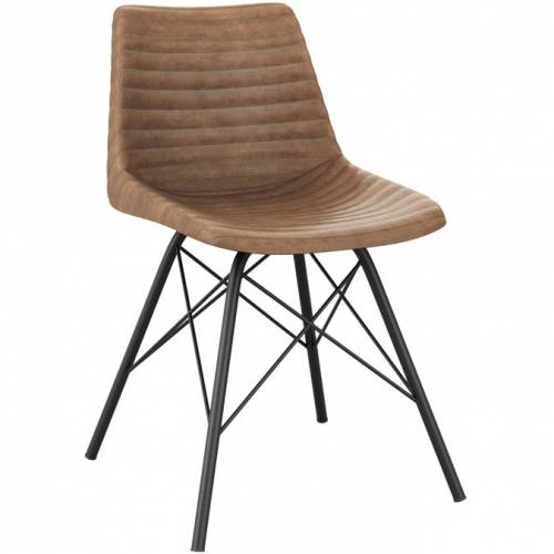 Remy breakout bistro style chair