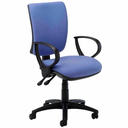 SCT20A - task chair with ring arms