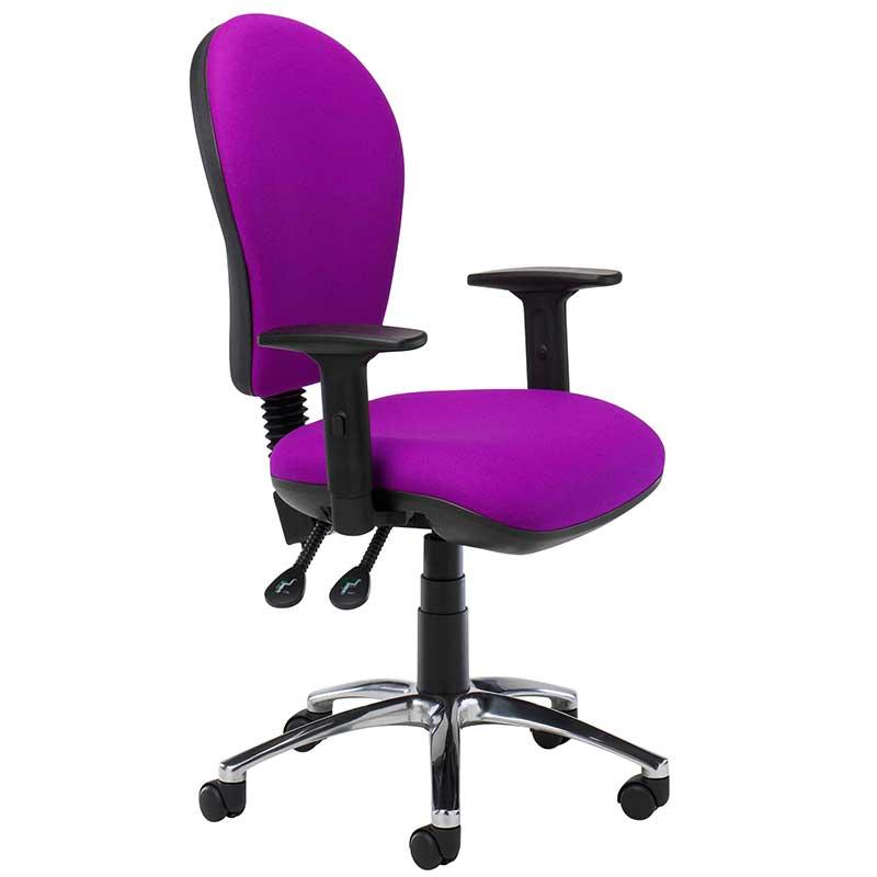SCT506-22ADJ operator chair