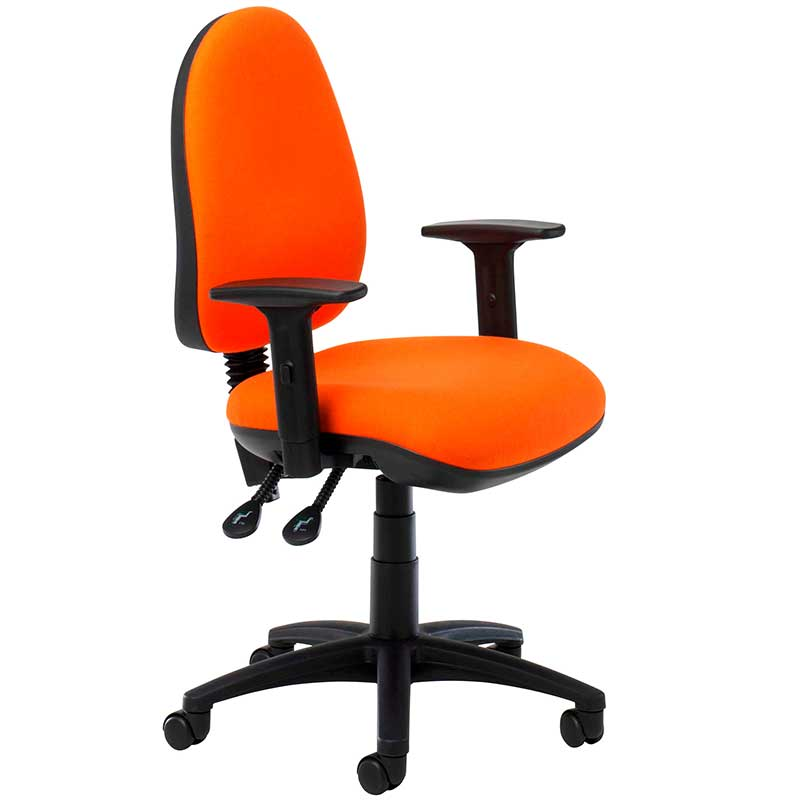 SCT506 - operator chair with adjustable arms