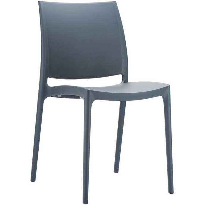 SPICE side chair - anthracite