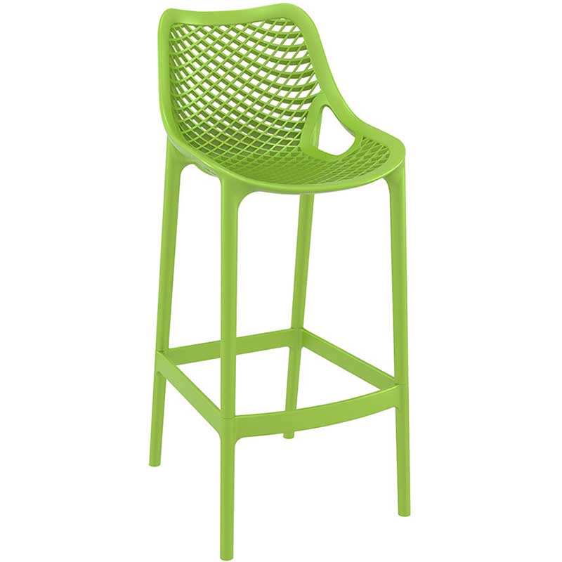 SPRING Bar Stool - green