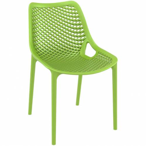 Spring plastic chair
