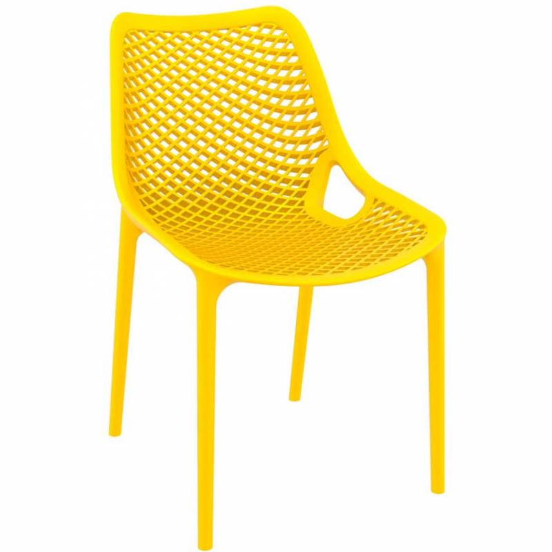 Spring Yellow chair