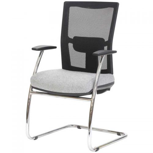 Sensit-Lite meeting chair with arms