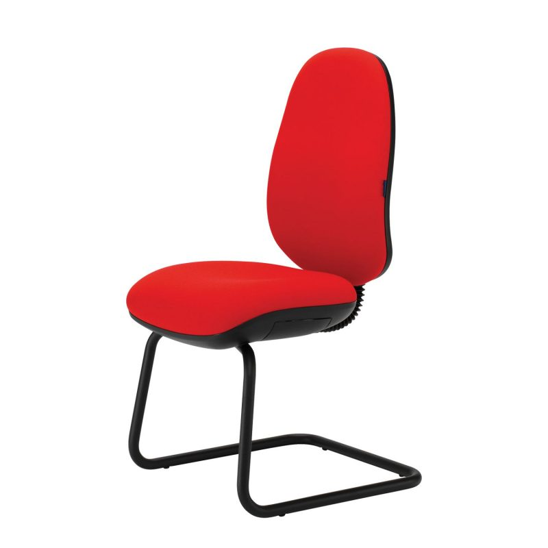 Tiverton Extra High Backed Meeting Chair – TC990 S