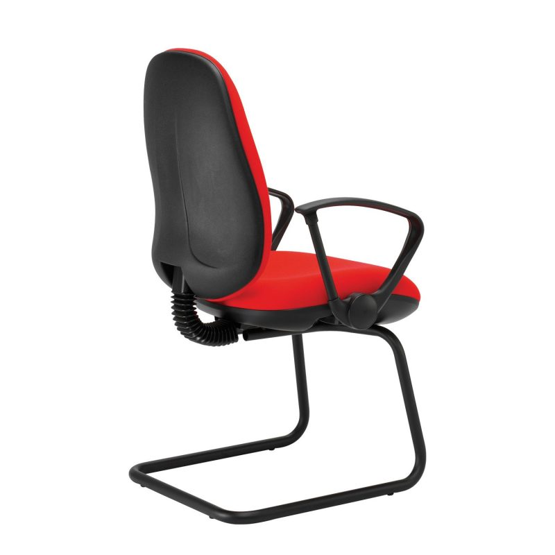 Tiverton Extra High Backed Meeting Chair – TC990A S