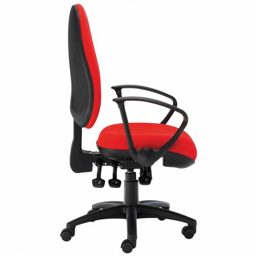 Tiverton Extra High Backed Operator Chair – T990A S