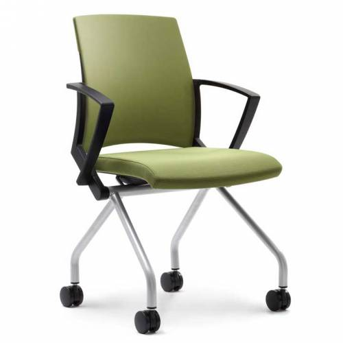 Verco Cube chair with castors