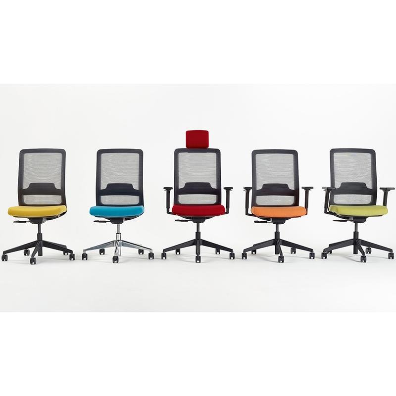 Verco Max mesh chairs