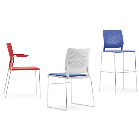 Vibe chair range styles