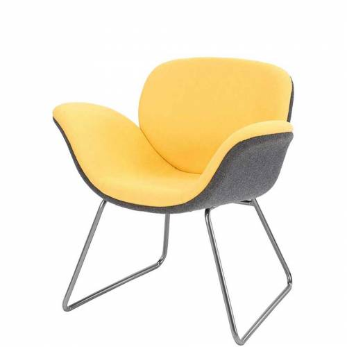 Wayvee skid leg chair - WV10
