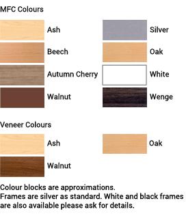 WL Colour Palette optima