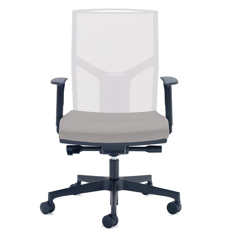 Aeon white mesh task chair