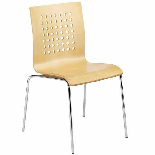 Summit Athena - AT5 - Maple Bistro Chair