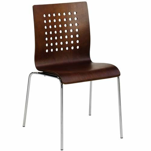 Athena - AT5W Wenge Cafe Chair