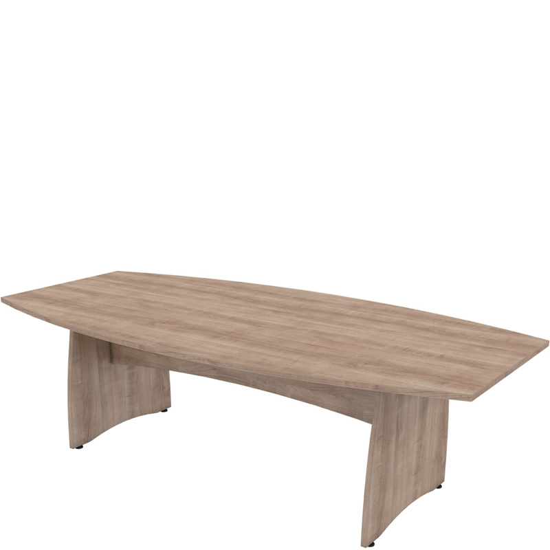 Barrel boardroom table