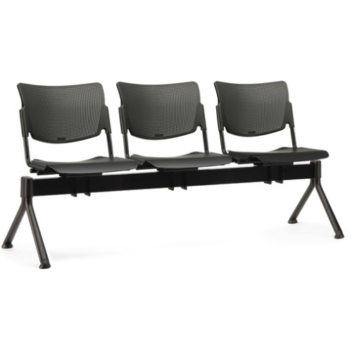 Black beam seating
