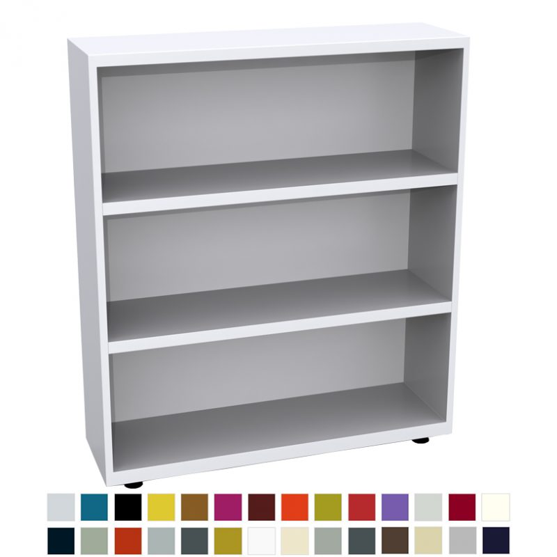 Bisley LateralFile Bookcases - 1000mm wide