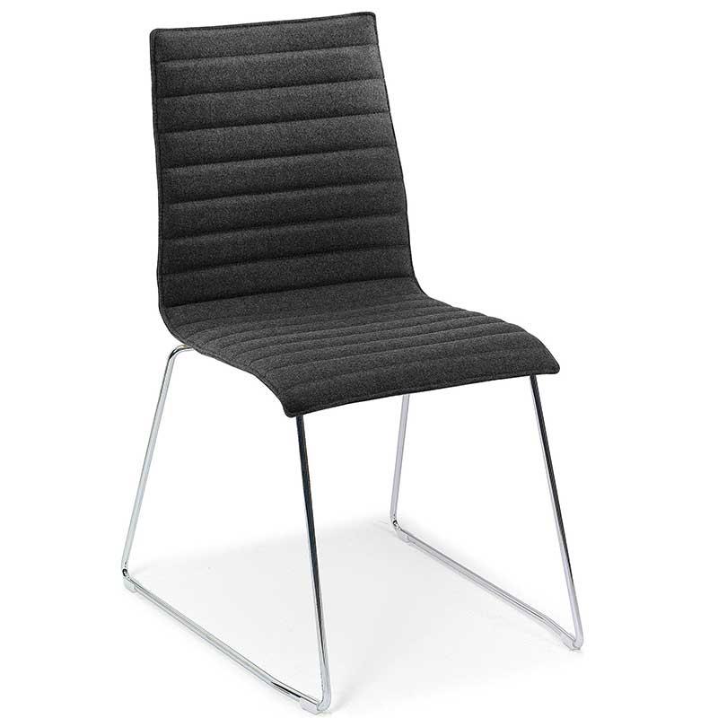 Bjorn & Benny Sled Chair by Edge Designs