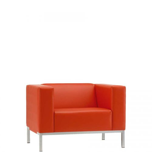 Edge Design - Box Armchair