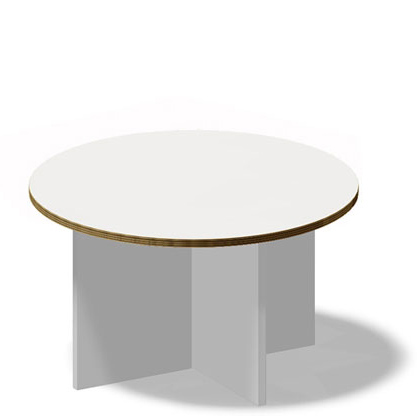 Box-it round coffee table