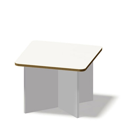 Box-it square meeting table