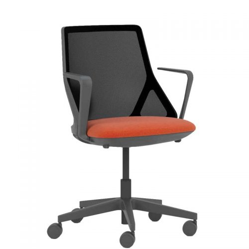 Cicero swivel meeting chair