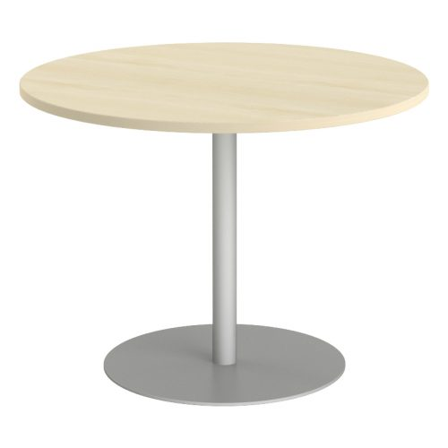 circular column base table