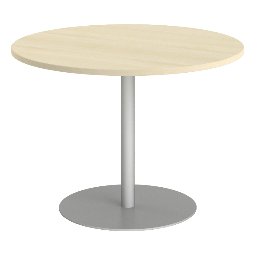 Coffee Height Round Small Table Base Round Column: Round Column Base Table