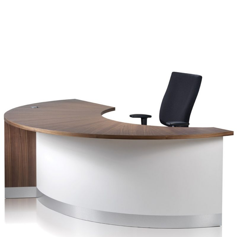 Eborcraft Crescent Reception Desk