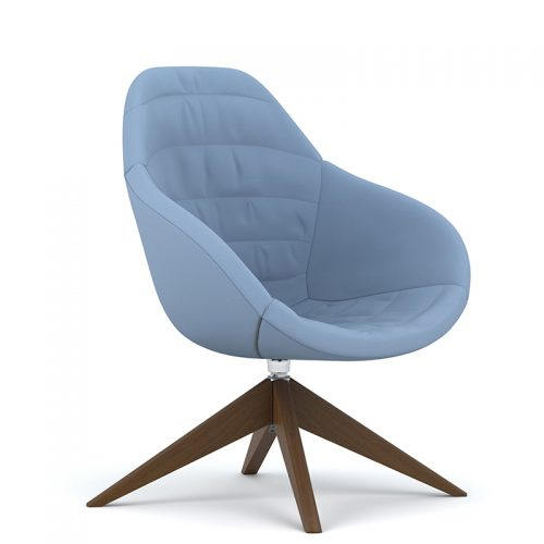 Edge Design - Wave swivel chair