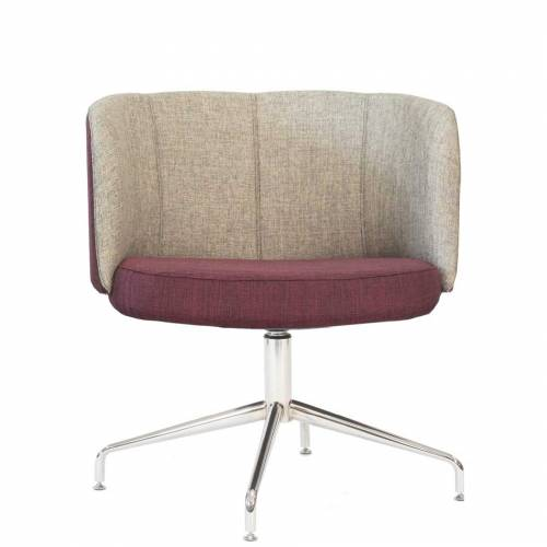 Ego Chair with swivel base EG50