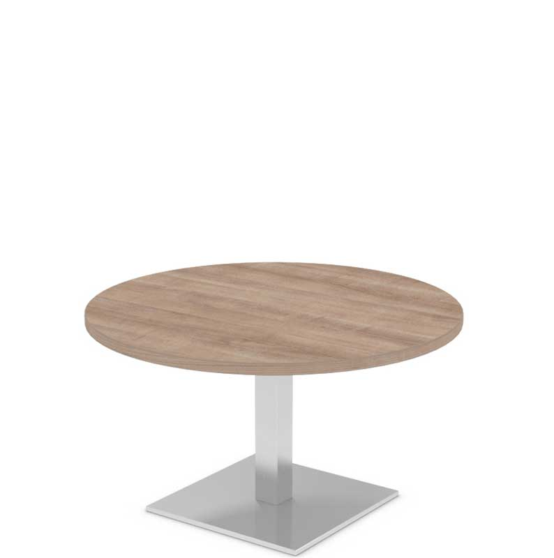 Elect round coffee table