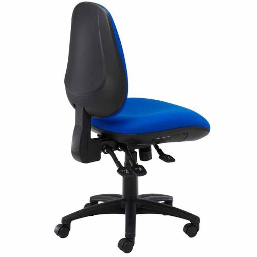 Ergonomic operator chair