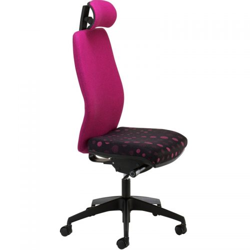 Exquisit EQ32 task chair with headrest