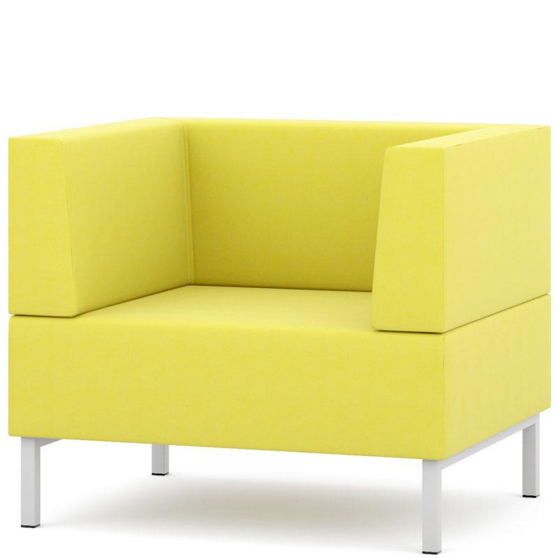 Fence armchair