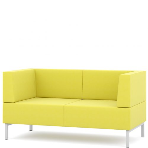 Two seater sofa - Fence