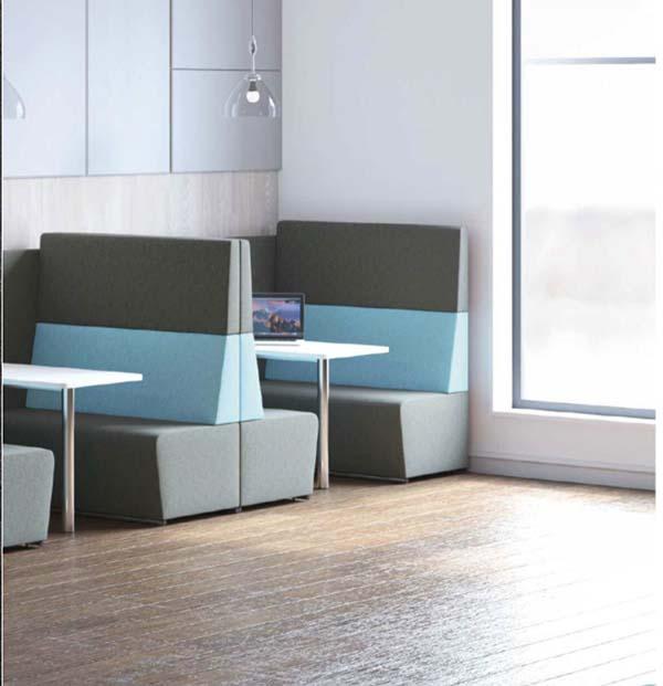 Fifteen environments bench seats
