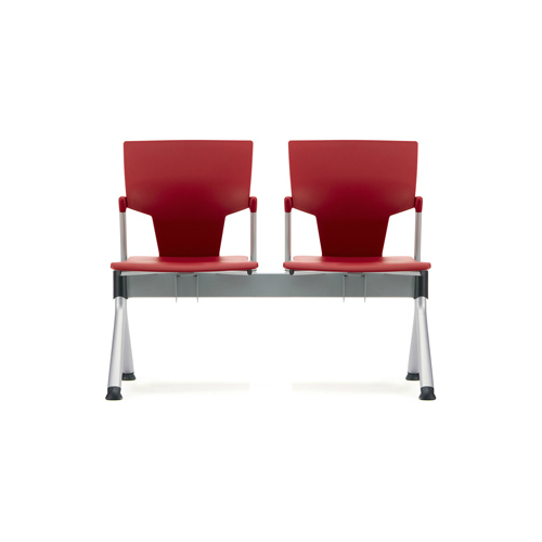 Red beam seating
