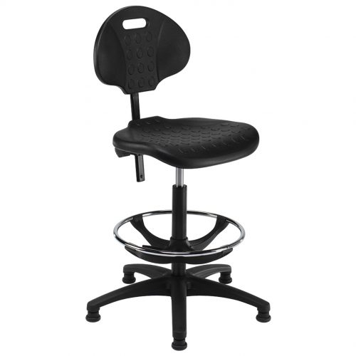 Summit industrial draughtman chair
