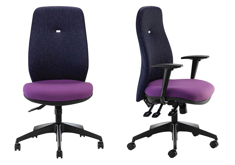 Inflexion task chairs